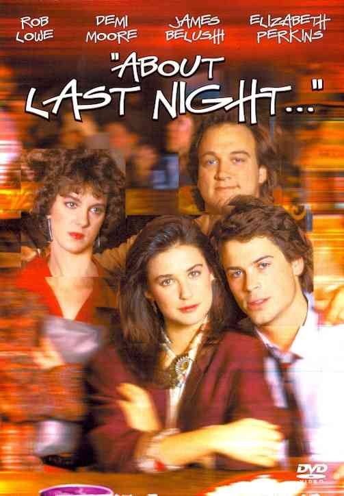 ABOUT LAST NIGHT BY LOWE,ROB (DVD)