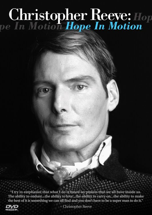 CHRISTOPHER REEVE:HOPE IN MOTION BY REEVE,CHRISTOPHER (DVD)